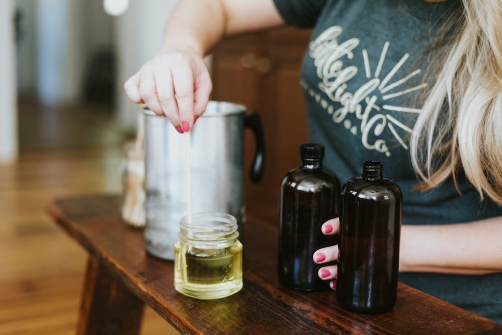 blending oils